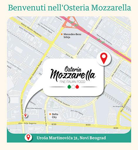 Osteria Mozzarella